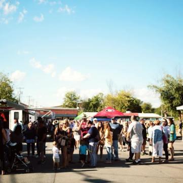 August 2017 Food Trucks & Friends