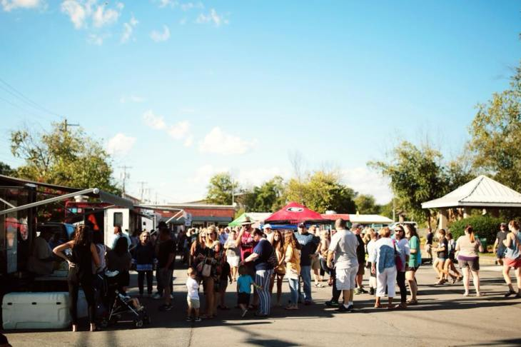 August 2017 Food Trucks & Friends