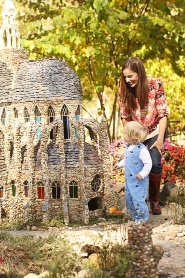 Folk Art Garden Notre Dame 2