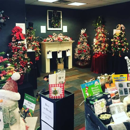 2017 HAC Festival Of Trees