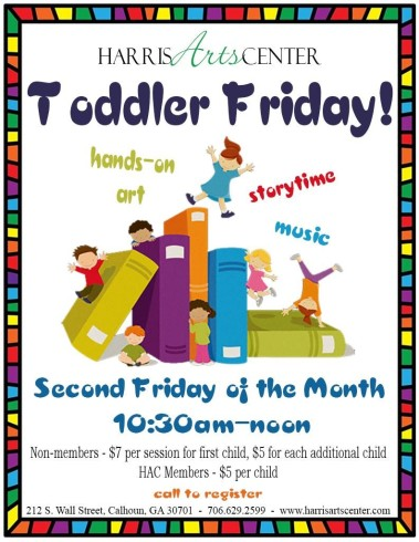 Toddler Friday