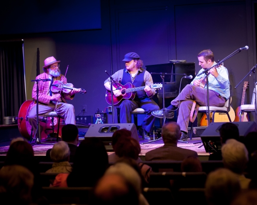 GA Stringband Festival - Mick Evan Laney