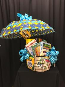 Rainy Day basket