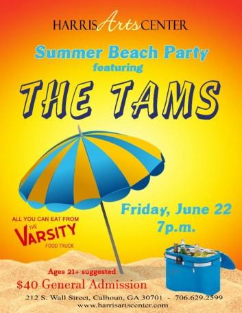 HAC Summer Beach Party