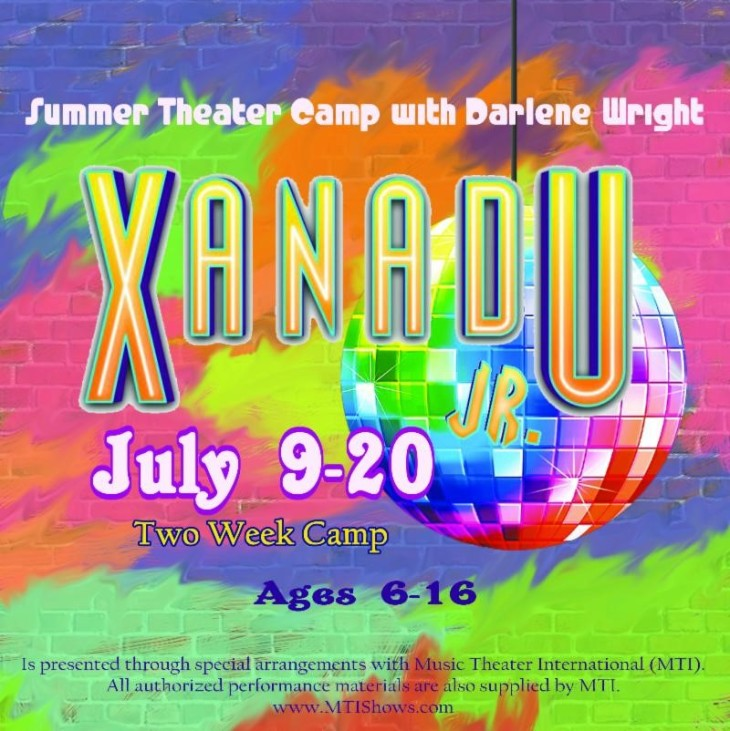 Xanadu jr Camp