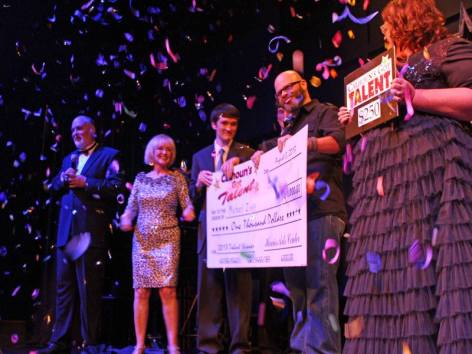 Calhoun's Got Talent Winner 2013